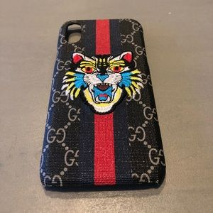 iPhone X G cell phone case